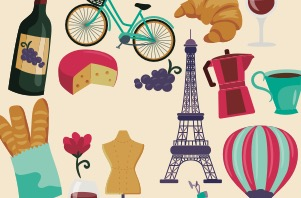 Finding My Way: 60 French Sentences and Vocabulary with English and French audio and text