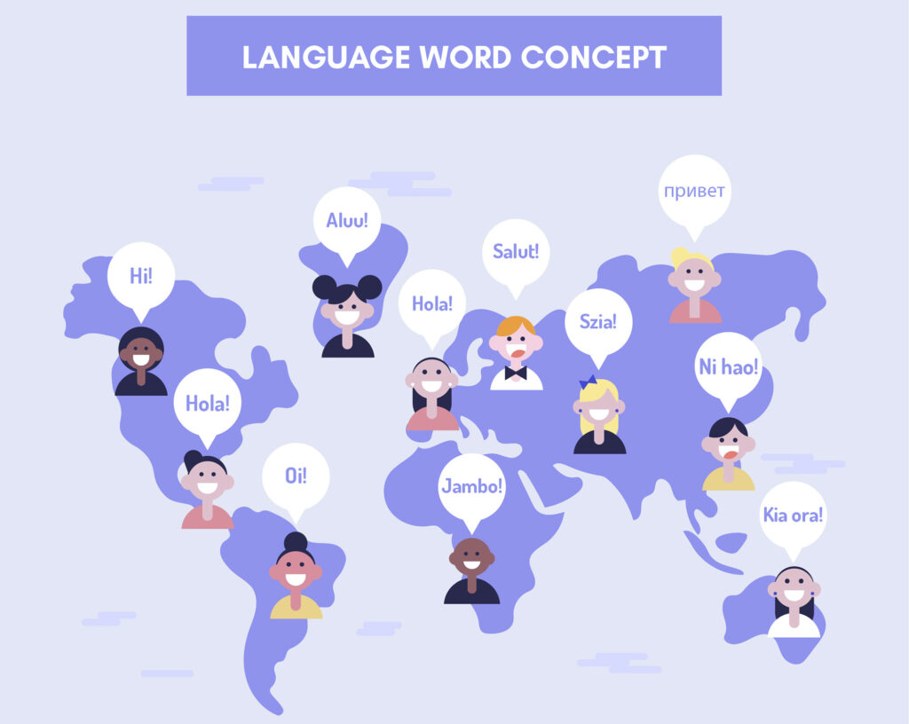 list of the most spoken languages in the world