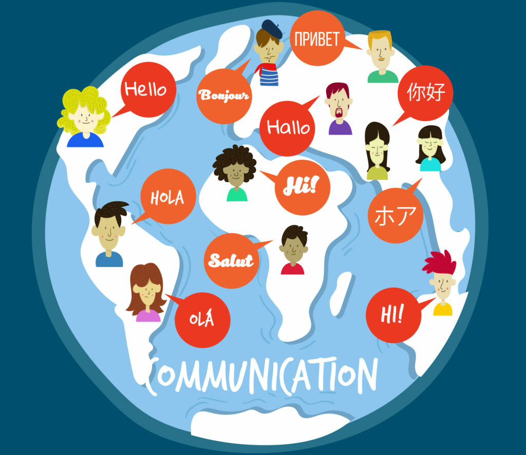 language barrier in communication
