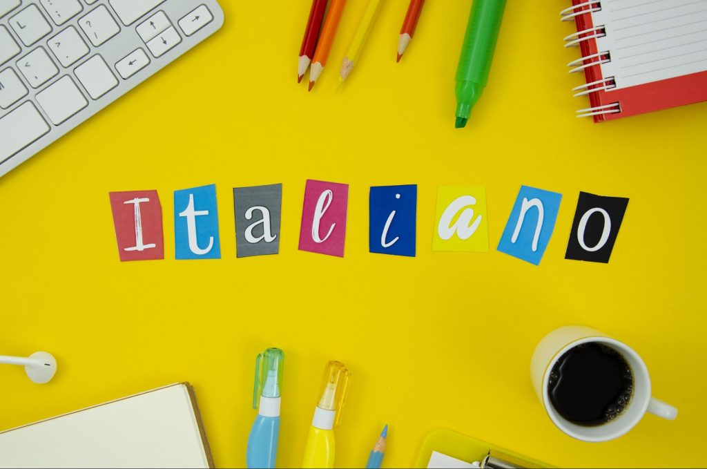 best way to learn Italian language