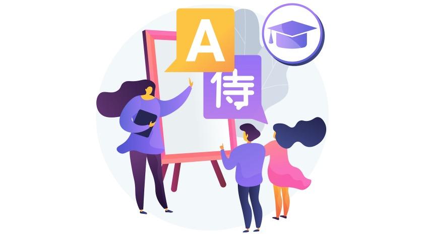 immersive language learning